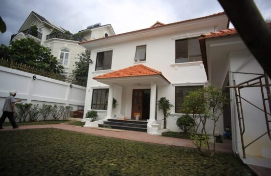 Reasonable Rental For This Amazing Villa In Thao Dien