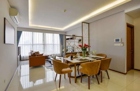 Adorable 3 Bedroom Apartment In Thao Dien Pearl For Rent