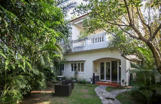 Villa For Rent in An Phu For Rent, Hidden Away In A Compound