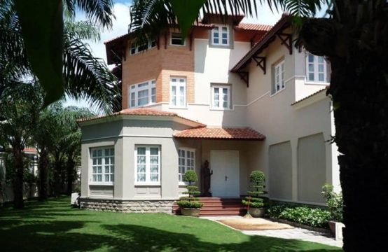 A Very Special Detached House For Rent In Thao Dien