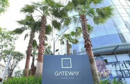 Gateway Thao Dien Luxury Studio Apartment For Rent