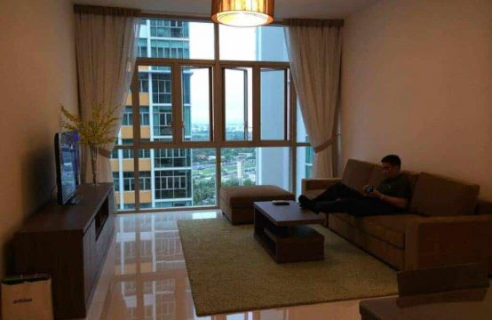 Simple and clean flat in Vista An Phu for rent, 3 bedrooms and furnished.