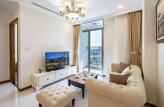 One Bedrooms Condo With Luxury Design For Rent In Vinhome Central Park