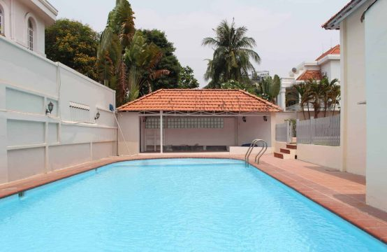Enormous 1000 Sqm Estate In The Central Of Thao Dien Ward To Rent
