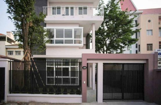 Well-Built And Unfurnished House In Tran Nao For Rent.