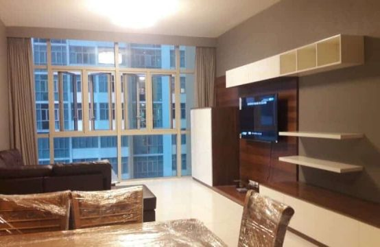 Swimming Pool View 3 Bedrooms Vista An Phu Apartment For Rent