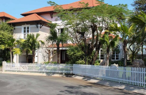 Outstanding 6 Bedrooms Villa For Rent In Secluded Compound, 10 Minutes To Thao Dien