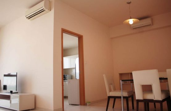 Clean And Good 2 Bedrooms Apartment For Rent In Vista An Phu, View To Sai Gon River.
