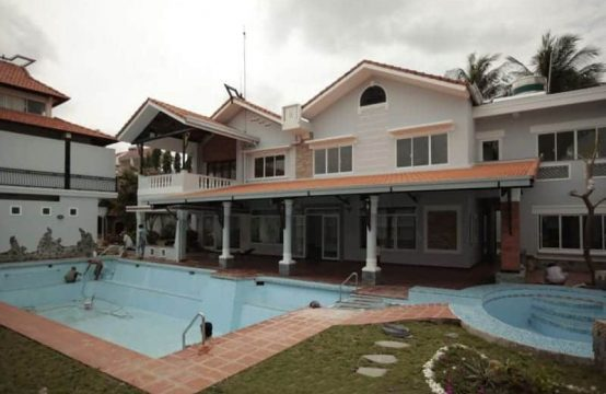 Large Dwelling With Nice Garden And Pool For Rent In Thao Dien