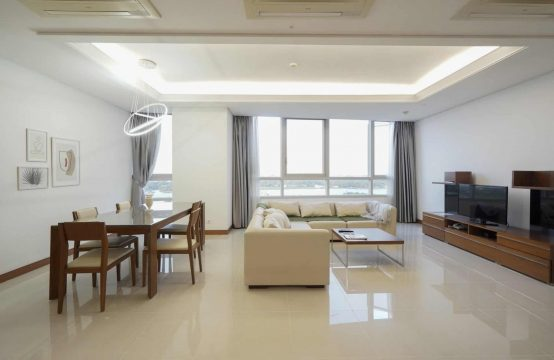 Attractive 185 Sqm Xii Apartment With Superb View To Sai Gon River