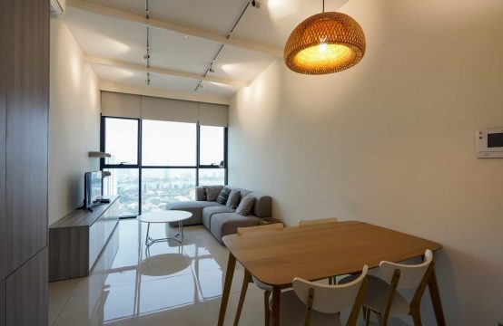 Neat Looking Apartment At The Ascent Thao Dien For Rent
