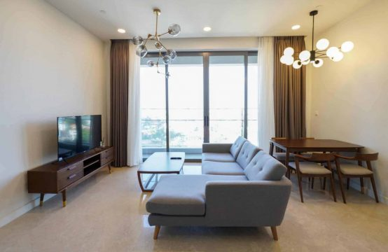 Furnished Apartment In Nassim Thao Dien