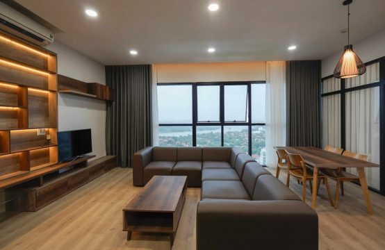 Fascinating 3 Bedrooms Apartment For Rent In Ascent Thao Dien