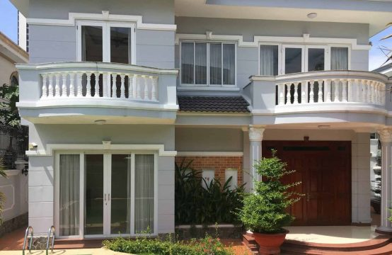 Villa For Rent In Quoc Huong Street, Sought-After Location, Nearby BIS.