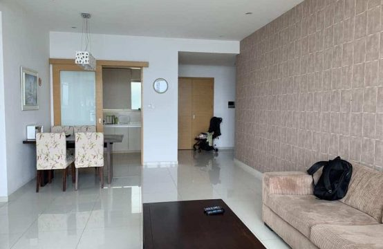 High Floor 3 Bedrooms Apartment For Rent in Vista An Phu, Neat And Bright Furniture.