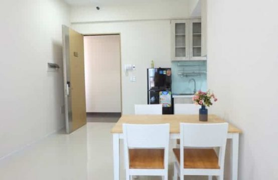 Furnished 2 Bedrooms Apartment Ascent Thao Dien With Stunning River View.