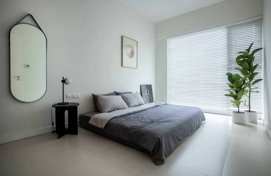 Cozy One Bedrooms Gateway Thao Dien Apartment For Rent.
