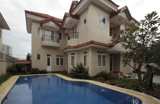 Two-Story Villa With 4 Bedrooms For Rent Near BIS.