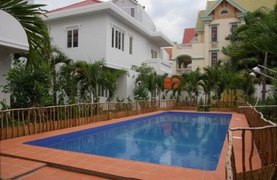 Villa For Rent Nearby BIS, 3 Bedrooms And Shared Pool.
