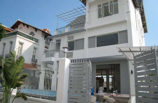 Small Modern Style House In Thao Dien Compound With Swimming Pool