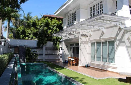 4-Bedroom Modern Villa In Thao Dien With Stunning Swimming Pool For Rent