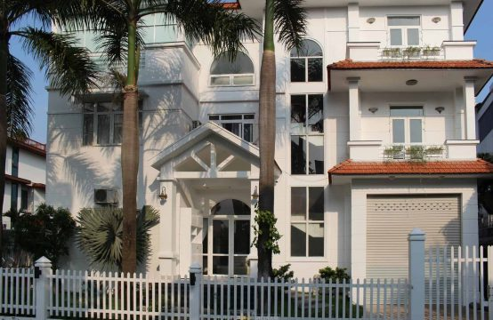 5-BR Contemporary Villa Close To The BIS in Thao Dien, District 2