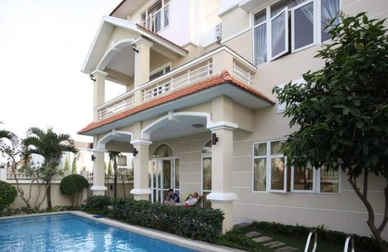 Partly Furnished 5 Bedrooms Villa For Rent Near BIS