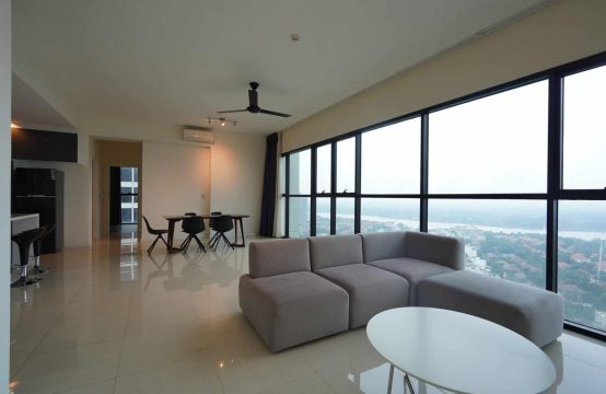 Ascent 2 Beds Units With Awe-inspiring Views Of Saigon River