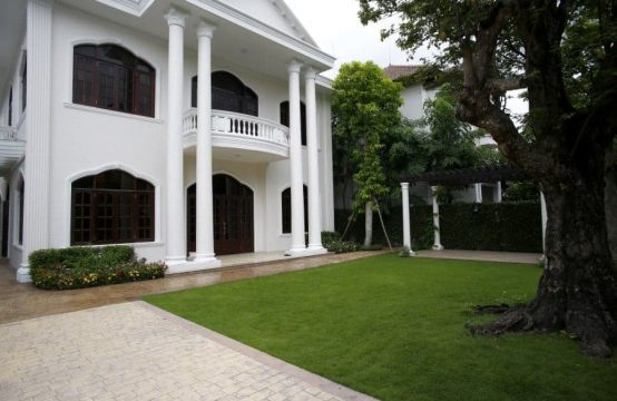 Newly Refurbished Colonial Style Villa With Private Pool In Thao Dien For Rent