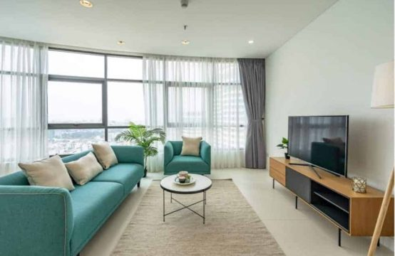 Outstanding 2 Bedrooms Condo For Rent In City Garden.