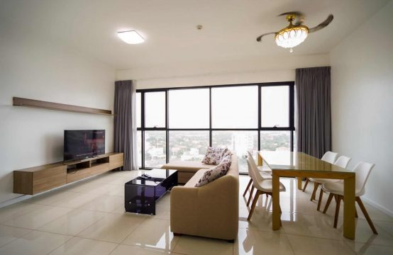 Luxury Two Bedroom Apartment In Ascent Thao Dien For Rent