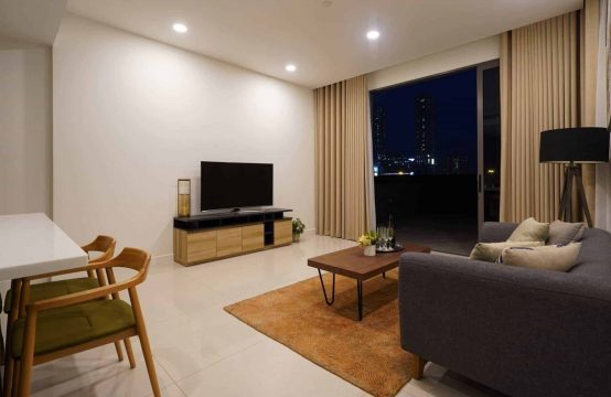 01 Bedrooms Furnished Apartment In Nassim For Rent, Cheap Rental