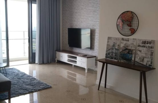 Nassim Thao Dien 3 Bedrooms Apartment For Rent, Hight Floor And Fantastic River View.