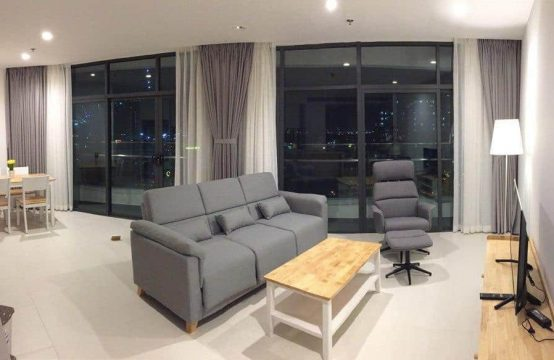 2 Bedrooms, Low Floor Apartment In City Garden For Rent With Simple And Necessary Furniture