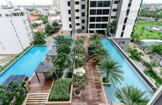 Cheap Rental For This 2 Bedrooms Unit In Ascent Thao Dien