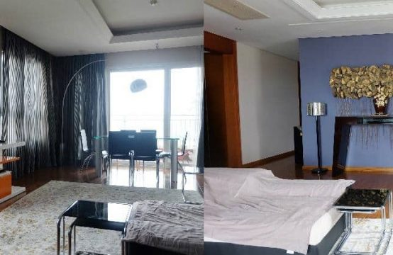 Fully Furnished 3 Bedrooms Apartment For Rent In Xi Riverview,