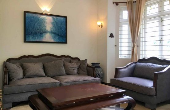 Beautifully Presented Three Bedroom Thao Dien House For Rent