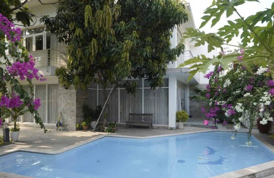 4 Bedroom Villa Thao Dien With Swimming Pool For Rent