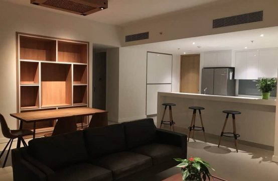 2 Bedrooms Apartment For Rent In Gateway Thao Dien, Brand New Furniture