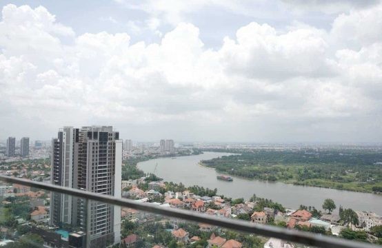Modern, Bright Apartment For Rent In Gateway Thao Dien For Rent