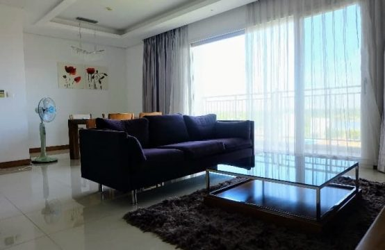 Stunning River View And Furnished Xi Apartment For Rent