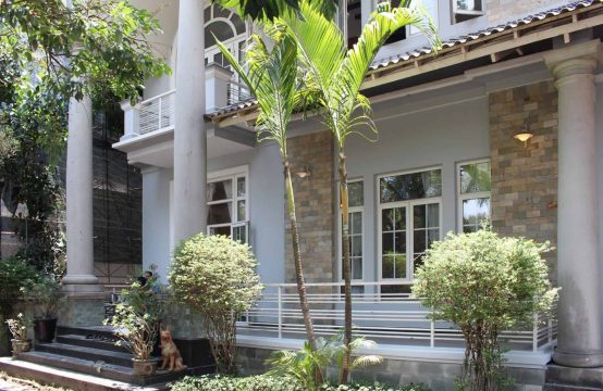 Bright And Pleasant 5 Bedrooms House With Private Pool In Thao Dien