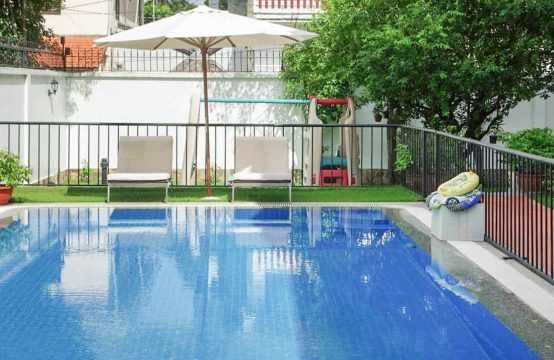 Adorable And Modern 5 Bedrooms Villa In Thao Dien For Rent