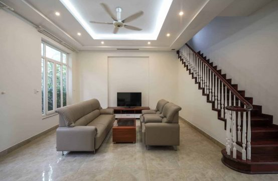 Outstanding Villa In Compound Thao Dien, 4 Bedrooms And Furnished.