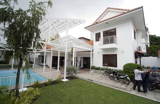 Brilliant Estate For Rent In The Central Of Thao Dien Ward.