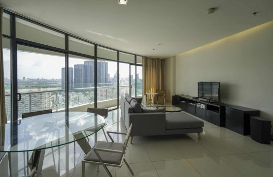 Breathtaking 3 Bedrooms Apartment For Rent - City Garden