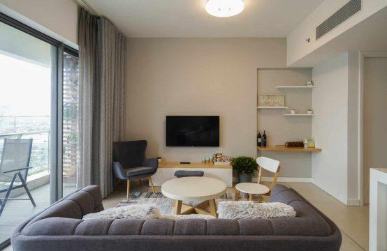 Astonishing Design 2 Bedrooms Apartment In Gateway Thao Dien For Rent