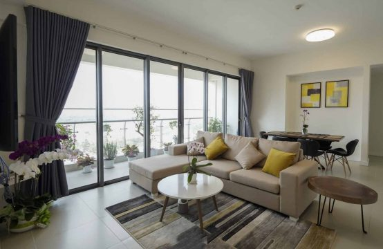 Delightful Style 3 Beds Apartment With Mesmerizing View To Saigon River