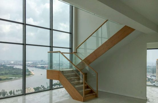 Gateway Thao Dien Duplex 3 Bedrooms For Rent, Remarkable River View