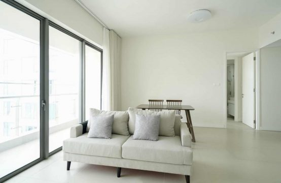 Minimalist Gateway Thao Dien 2 Bedrooms Apartment In High Floor For Rent